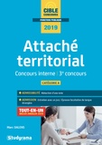 Marc Dalens - Attaché territorial catégorie A - Concours interne et 3e concours.