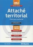 Marc Dalens - Attaché territorial - Concours externe.