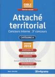 Marc Dalens - Attaché territorial - Concours interne et 3e voie.