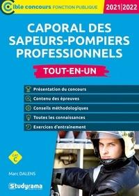 Marc Dalens - Caporal des sapeurs-pompiers professionnels - Tout-en-un.