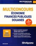 Marc Dalens - Carrières économie, finances publiques, douanes.