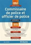 Marc Dalens - Commissaire de police et officier de police.