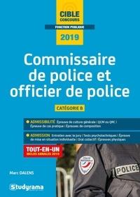Galabria.be Commissaire de police et officier de police - Catégorie a Image