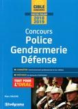 Marc Dalens - Concours police gendarmerie défense.