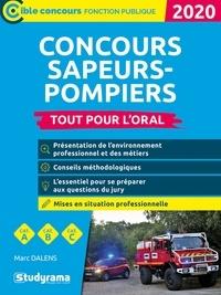 Marc Dalens - Concours sapeur-pompier professionnel - Tout pour l'oral.