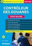 Marc Dalens - Contrôleur des douanes - Catégorie B.