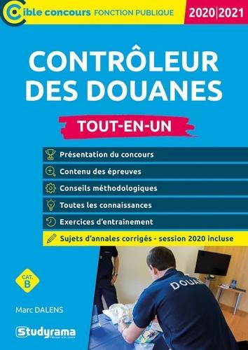 Contrôleur des douanes. Catégorie B  Edition 2020-2021