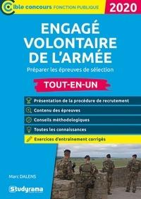 Engagé volontaire de l'armée- Préparer les épreuves de sélection tout-en-un - Marc Dalens |