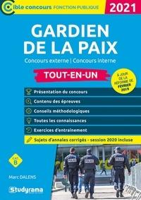 Marc Dalens - Gardien de la paix - Concours externe, concours interne Tout-en-un.