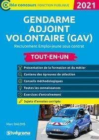 Marc Dalens - Gendarme adjoint volontaire (GAV) - Tout-en-un.