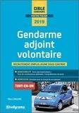 Marc Dalens - Gendarme adjoint volontaire.