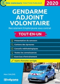 E book à télécharger gratuitement Gendarme adjoint volontaire (French Edition)