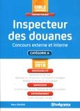 Marc Dalens - Inspecteur des douanes.
