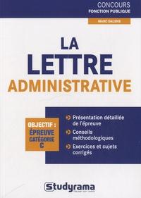 Accentsonline.fr La lettre administrative Image