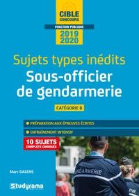 Deedr.fr Sous-officier de gendarmerie Image