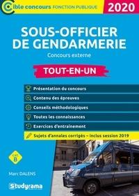 Sous-officier de gendarmerie - Concours externe.pdf