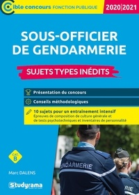 Controlasmaweek.it Sous-officier de gendarmerie - Sujets types inédits Image