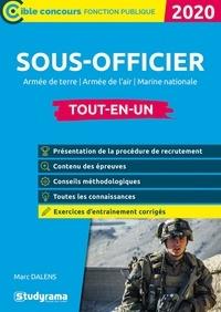 Marc Dalens - Sous-officier de l'armée - Armée de terre, armée de l'air, marine nationale, tout-en-un.