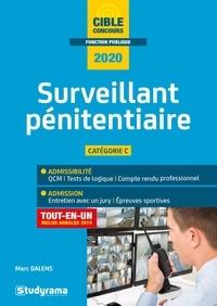 Téléchargement gratuit d'ebooks faciles Surveillant pénitentiaire en francais