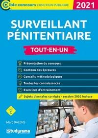 Marc Dalens - Surveillant pénitentiaire.