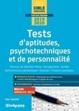 Marc Dalens - Tests d'aptitudes, psychotechniques et de personnalité - Parcours de sélection de police, gendarmerie, administration pénitentiaire, douanes, finances publiques.