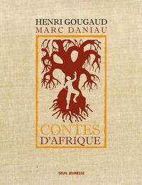 Marc Daniau et Henri Gougaud - Contes d'Afrique.
