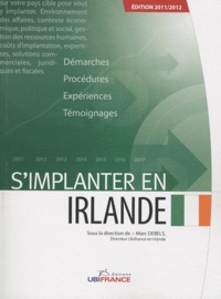 Marc Debels - S'implanter en Irlande.