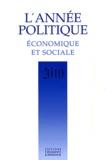 Marc Deby - L'Année politique, économique et sociale 2010.