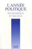Marc Deby - L'année politique économique et sociale 2011.