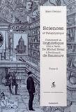 Marc Décimo - Sciences et Pataphysique - Tome 2, Comment la linguistique vint à Paris - De Michel Bréal à Ferdinand de Saussure.
