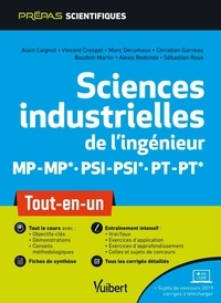 Marc Dérumaux et Alain Caignot - Sciences industrielles de l'ingénieur MP/MP PSI/PSI PT/PT - Tout-en-un.