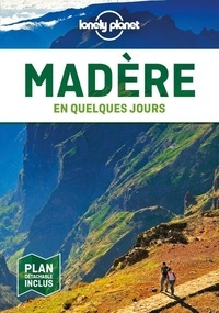 Marc Di Duca - Madère en quelques jours. 1 Plan détachable