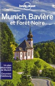Marc Di Duca et Kerry Christiani - Munich, Bavière et Forêt-Noire. 1 Plan détachable