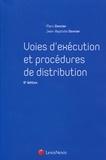 Marc Donnier et Jean-Baptiste Donnier - Voies d'exécution et procédures de distribution.