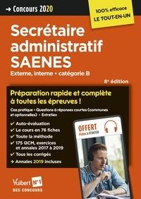 Marc Doucet et Françoise Epinette - Concours secrétaire administratif SAENES - Le tout-en-un.