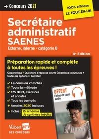 Marc Doucet et Françoise Epinette - Concours Secrétaire administratif - SAENES - Le tout-en-un externe, interne catégorie B.
