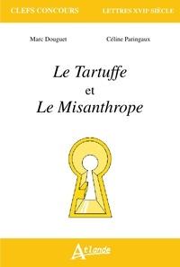 Marc Douguet et Céline Paringaux - Le Tartuffe et Le Misanthrope.