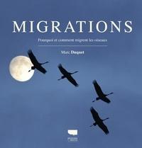 Marc Duquet - Migrations.