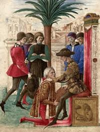 Splendeur de l'enluminure- Le roi René et les livres - Marc-Edouard Gautier  