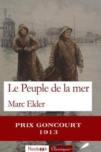 Marc Elder - Le Peuple de la mer.