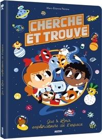 Blackclover.fr Cherche et trouve - Gus et Lina explorateurs de l'espace Image