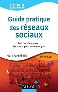 Deedr.fr Guide pratique des réseaux sociaux - Twitter, Facebook... des outils pour communiquer Image
