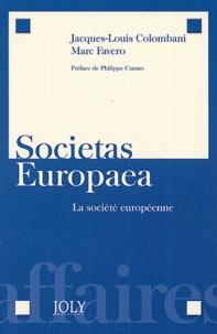 Societas Europaea. La société européenne.pdf