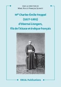 Marc Feix et François Schmitt - MgrCharles-Emile Freppel (1827-1891) d'Obernai à Angers, fils de l'Alsace et évêque français.
