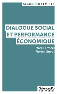 Livres gratuits de téléchargement de fichiers pdf Dialogue social et performance économique