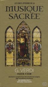 Marc Feuillée - G. Verdi - Requiem, Te Deum. 2 CD audio
