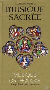 Marc Feuillée - Musique orthodoxe - Liturgie de saint Jean Chrysostome. 2 CD audio