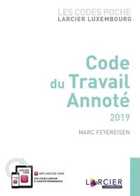 Marc Feyereisen - Code du travail annoté.