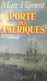Marc Flament - Porte des Amériques.