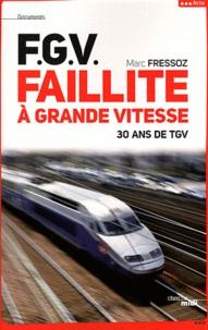 Ucareoutplacement.be FGV, Faillite à grande vitesse - 30 ans de TGV Image